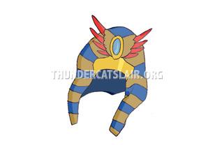 ThunderCats Encyclopedia - Wizz-Ra's Enchanted Helmet