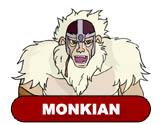 ThunderCats Encyclopedia - Monkian