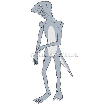 ThunderCats Lair - Lizard Cook