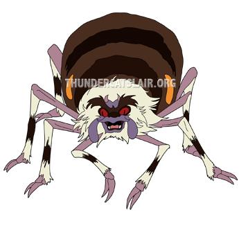 ThunderCats Encyclopedia - Spidera