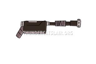 ThunderCats Encyclopedia - Vultureman's Net Capture Gun