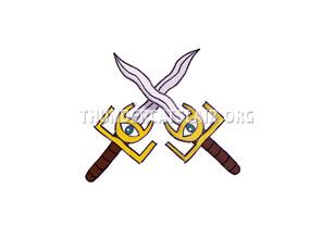 ThunderCats Encyclopedia - Ratar-O's Rat's Eyes (daggers)