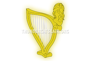 ThunderCats Encyclopedia - Char-Nin's Harp
