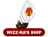 ThunderCats Encyclopedia - Wizz-Ra's Ship