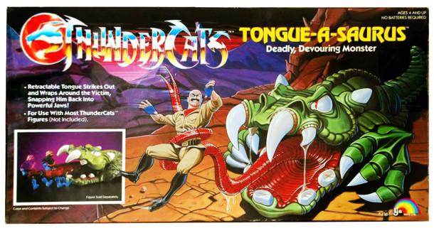 tongueasaurus