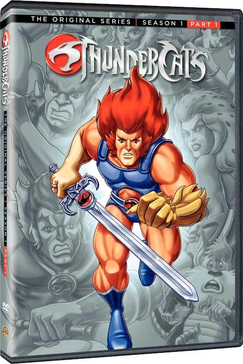ThunderCats - Season 1, Part 1 (2011)