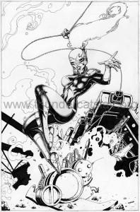 ThunderCats comic art - DC/Wildstorm - ThunderCats Sourcebook - Page 7