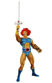 Mezco Variant Lion-O figure - full