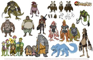 ThunderCats 2011 secondary characters