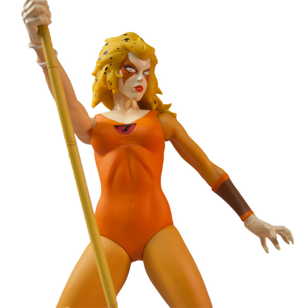 Mezco Cheetara and Snarf
