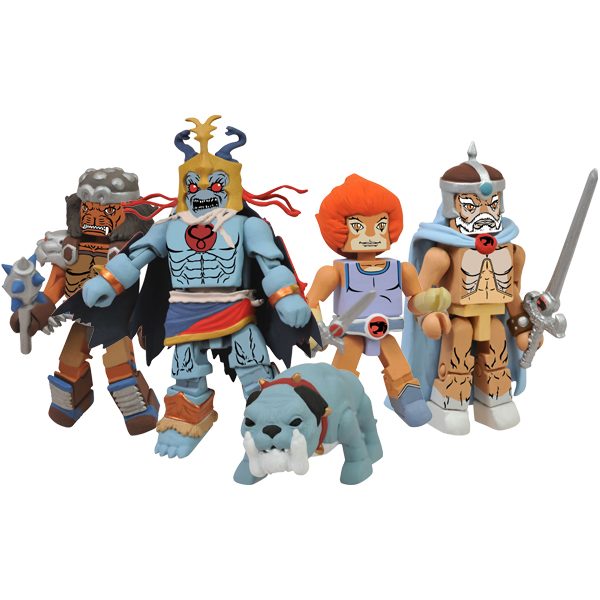 ThunderCats SDCC 2013 Minimates exclusive