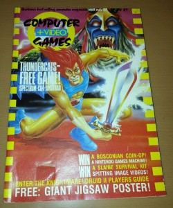 CandVG magazine cover