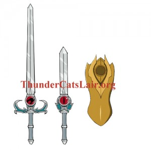 Lion-O weapons