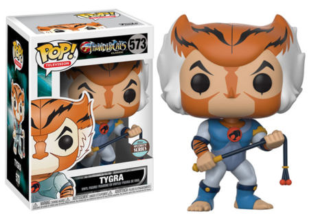 FUNKO Specialty Series – ThunderCats Tygra Pop!