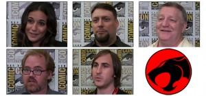 2011 ThunderCats Cast interviews