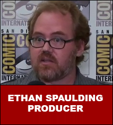 Ethan Spaulding Interview SDCC 2011