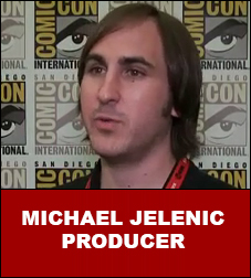 Michael Jelenic Interview