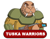 Tuska Warrior Title