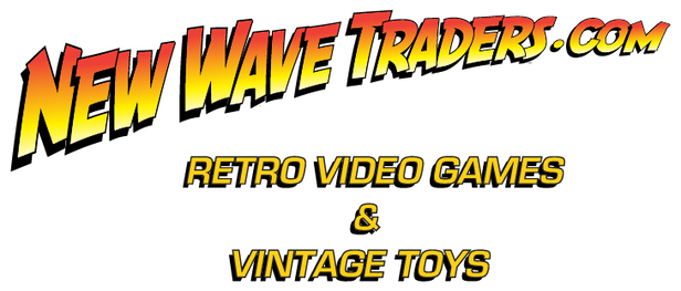 Recommended online retailer for vintage toys and retro games