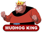 Mudhog King Title