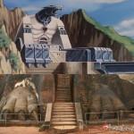 Sigiriya Rock Fortress site