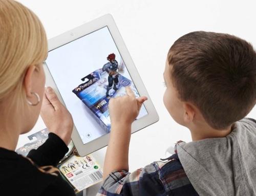 Bandai's augmented reality app that brings ThunderCats toys to life