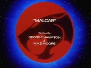Malcar Title Card