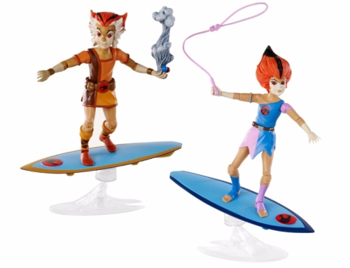 ThunderCats Ho! 2016 SDCC Reveal : ThunderKittens!