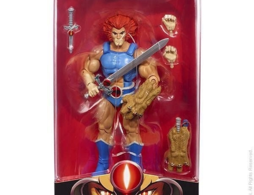 MattyCollector's Club Third Earth Lion-O!