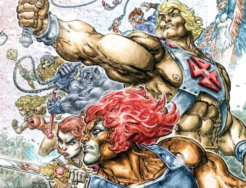He-Man/ThunderCats #1 releasing today!
