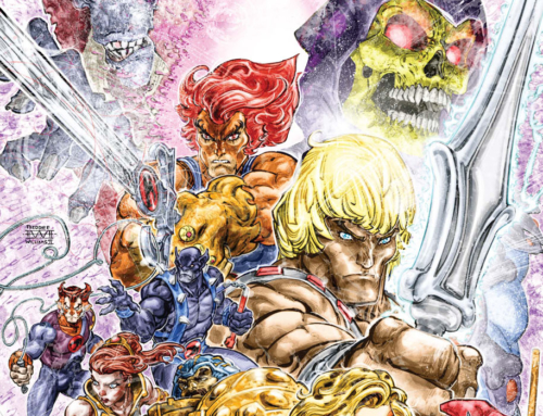 He-Man/ThunderCats #2 on sale today!