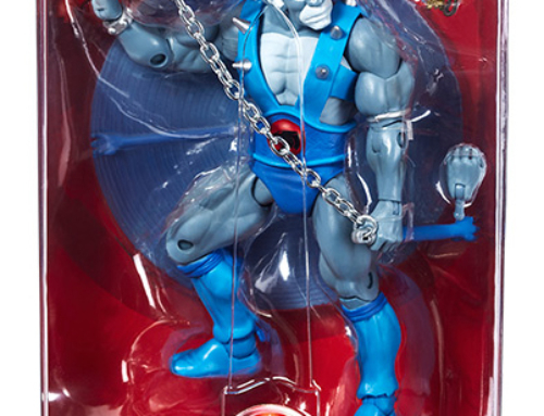 MattyCollector's Club Third Earth Panthro!