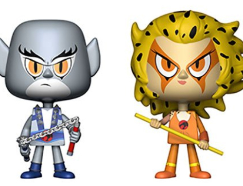 NEW THUNDERCATS VYNL. from FUNKO!