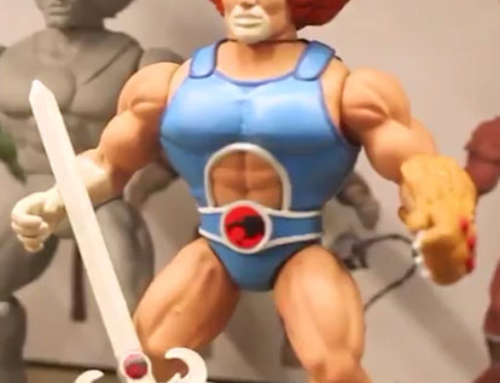 Toy Fair Reveal: Funko Savage World – ThunderCats!