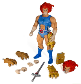 Lion-O ThunderCats Ultimates by Super7 action figure