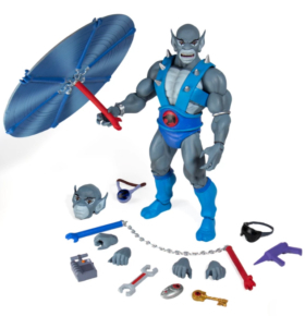 Panthro ThunderCats Ultimates action figure by Super7