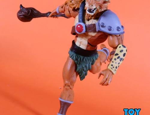 Jackalman Ultimates! First Look with Toy Bro