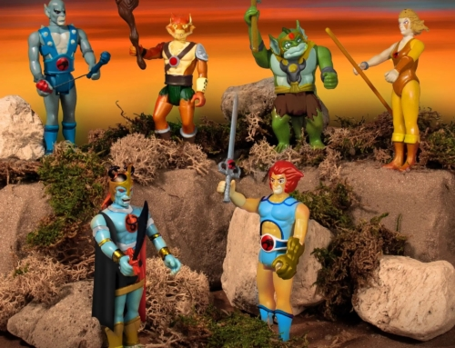 ThunderCats ReAction & Ultimates! Wave 1 interview with Brian Flynn – Part 1