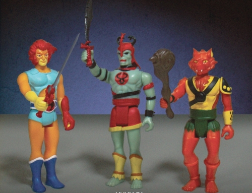 Super7 ThunderCats ReAction Figures LJN-color Assortment and Wave 2 info
