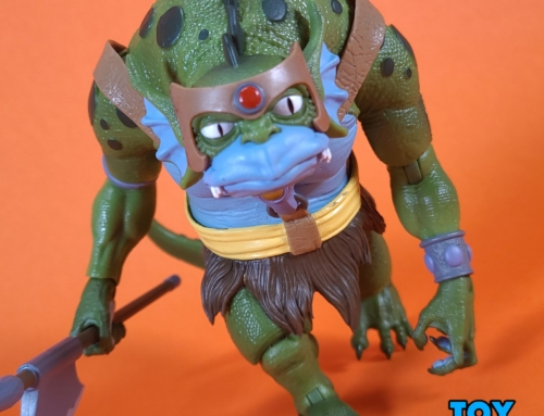 Slithe Ultimates! First Look with Toy Bro