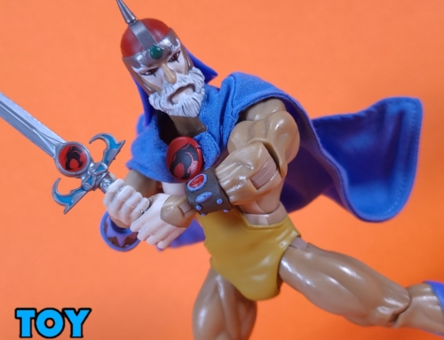 Jaga Ultimates! First Look with Toy Bro
