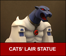 Cats' Lair Statue by Icon Heroes - ThunderCats.org