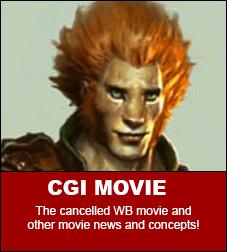 CGI Movie Jerry O'Flagherty, ThunderCats movie
