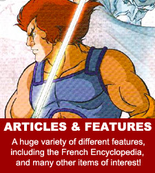 ThunderCats - Articles & Features