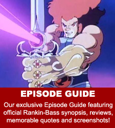 ThunderCats - 1985 Episode Guide