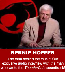 ThunderCats - Bernie Hoffer audio interview