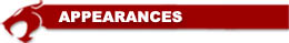 ThunderCats Encyclopedia - Appearances header