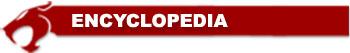 ThunderCats Encyclopedia header