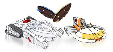 ThunderCats Encyclopedia - Good Vehicles