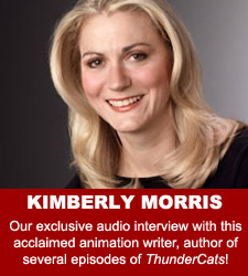 ThunderCats - Kimberly Morris audio interview